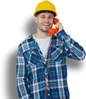 Прием заявок на ремонт и строительство
